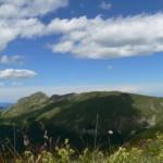 panorami: Il Cusna dal Prado