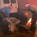mondine pronte: via il bidone ruotante dal fuoco